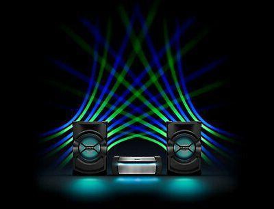 Sony SHAKEX10 Power Home Audio Bluetooth