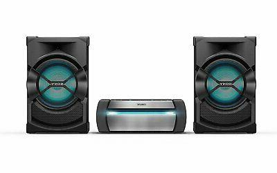shakex10 high power home audio system