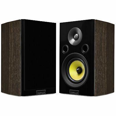 Signature Series Surround Home Speaker System Walnut