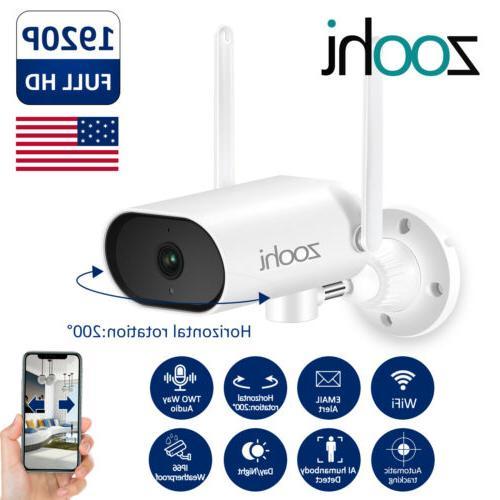 Merkury Innovations Smart WiFi 720P Camera
