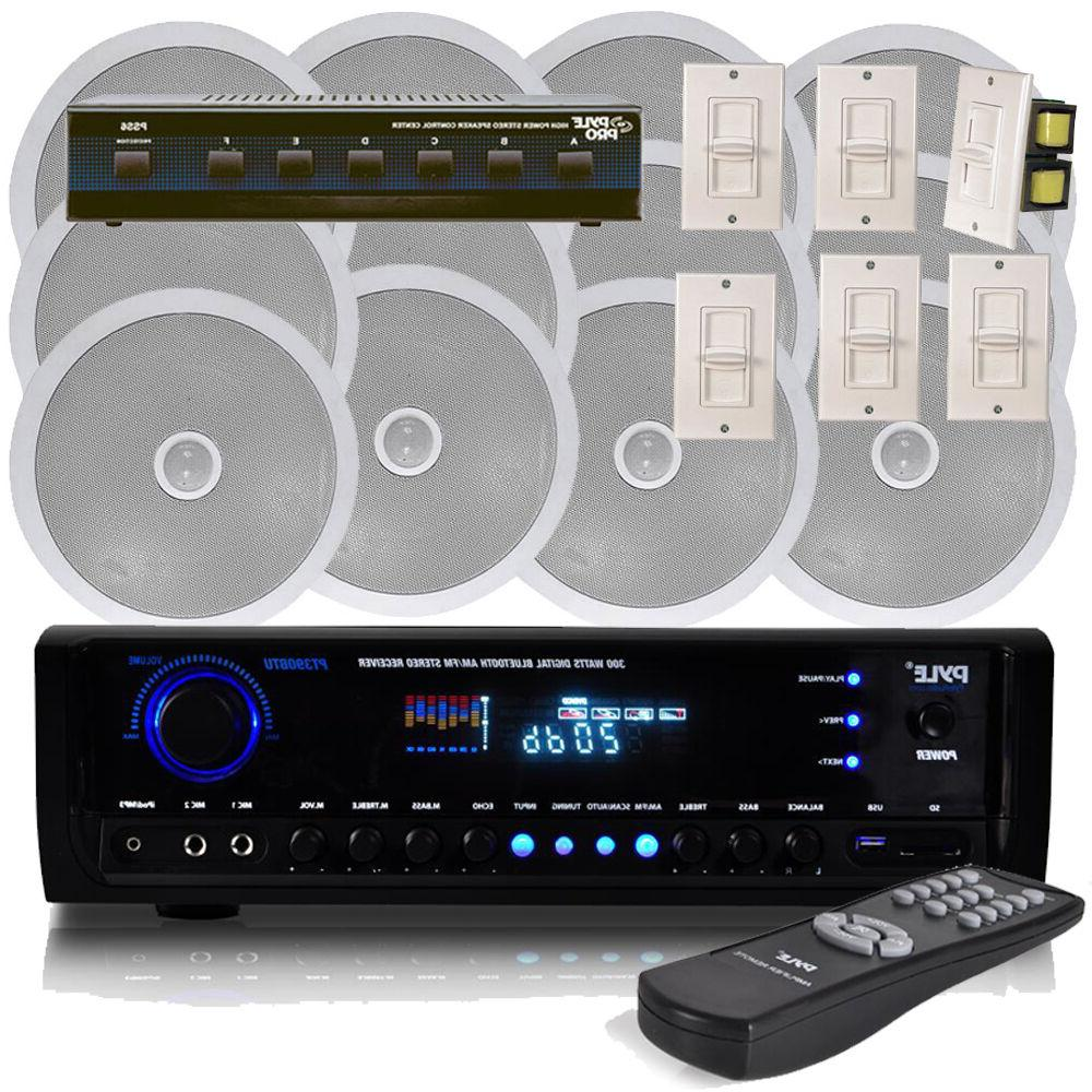 speaker system wall volume control