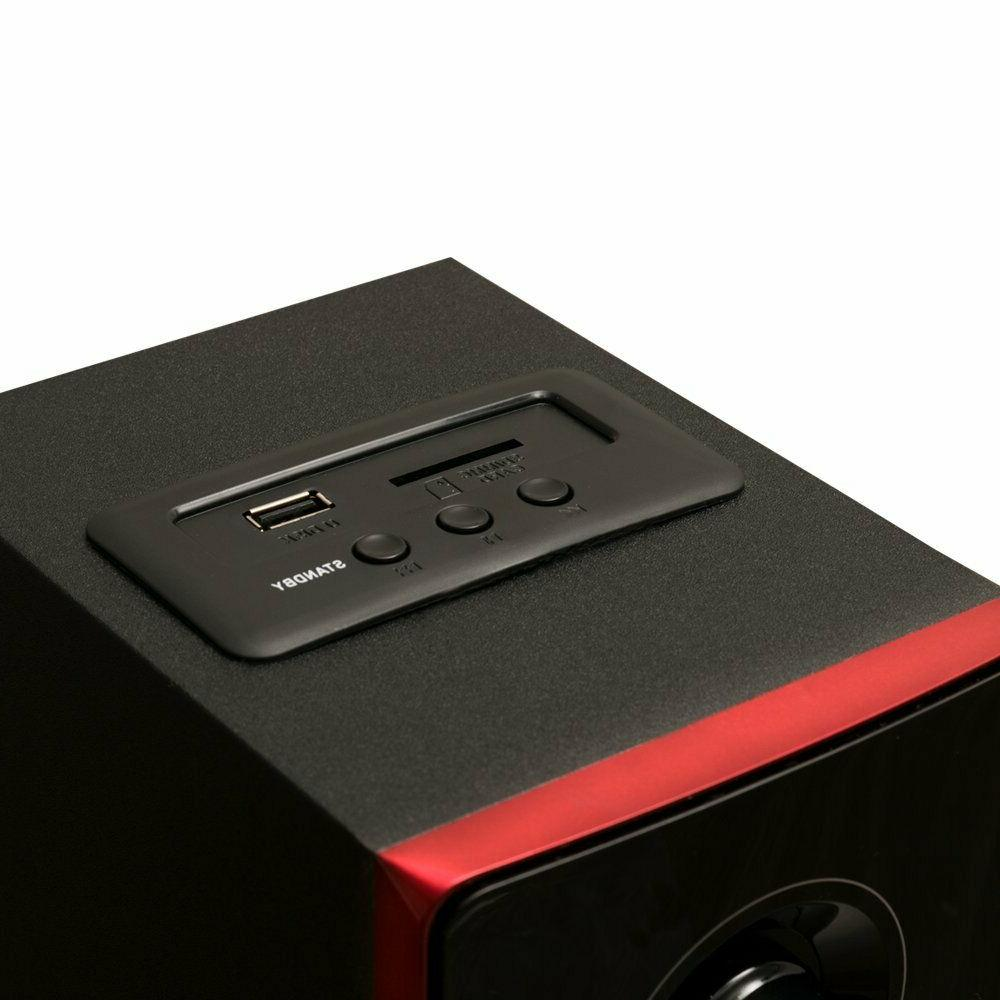 Surround Sound SystemComputerSpeakers Wireless TV Bluetooth