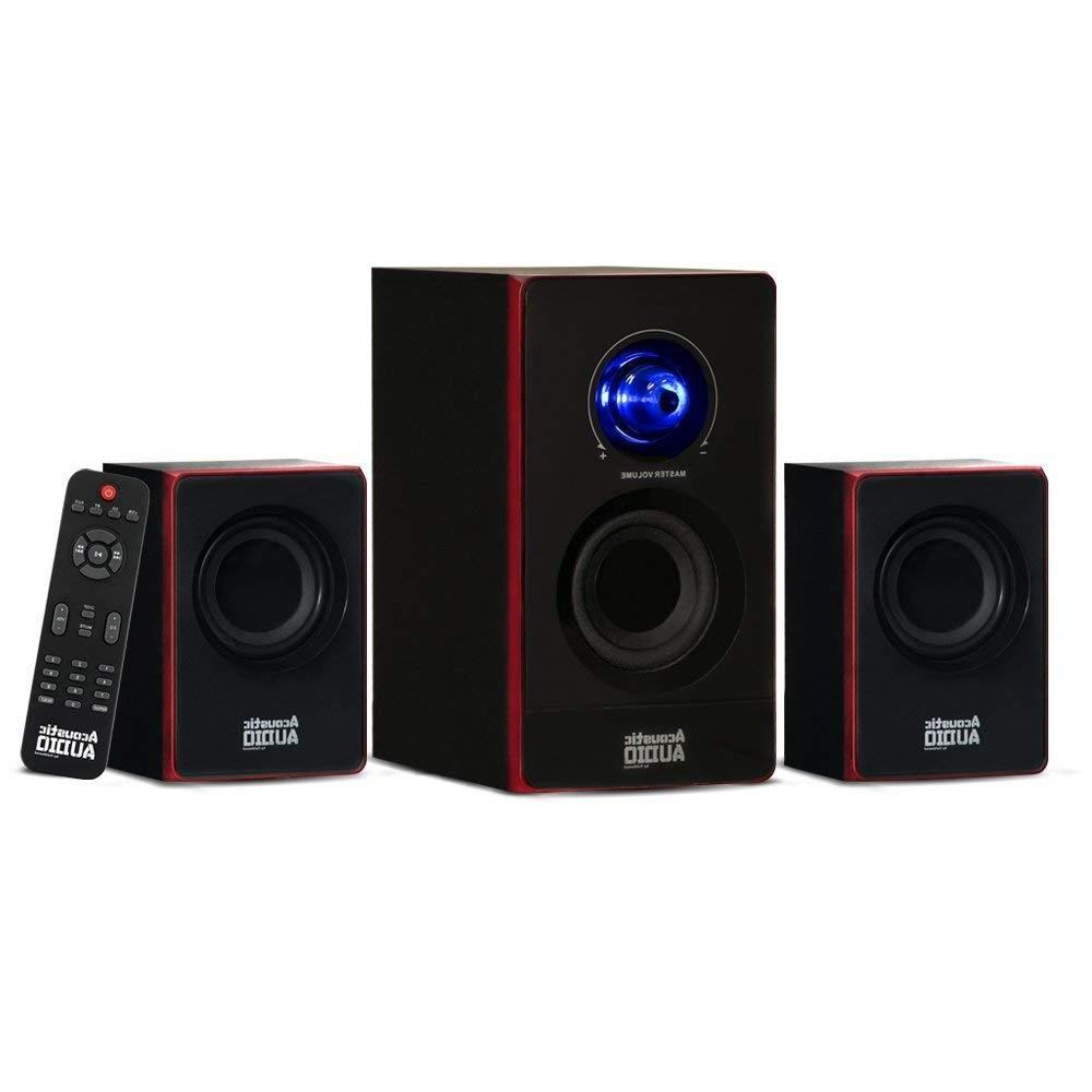 stereo bass system home audio shelf sound