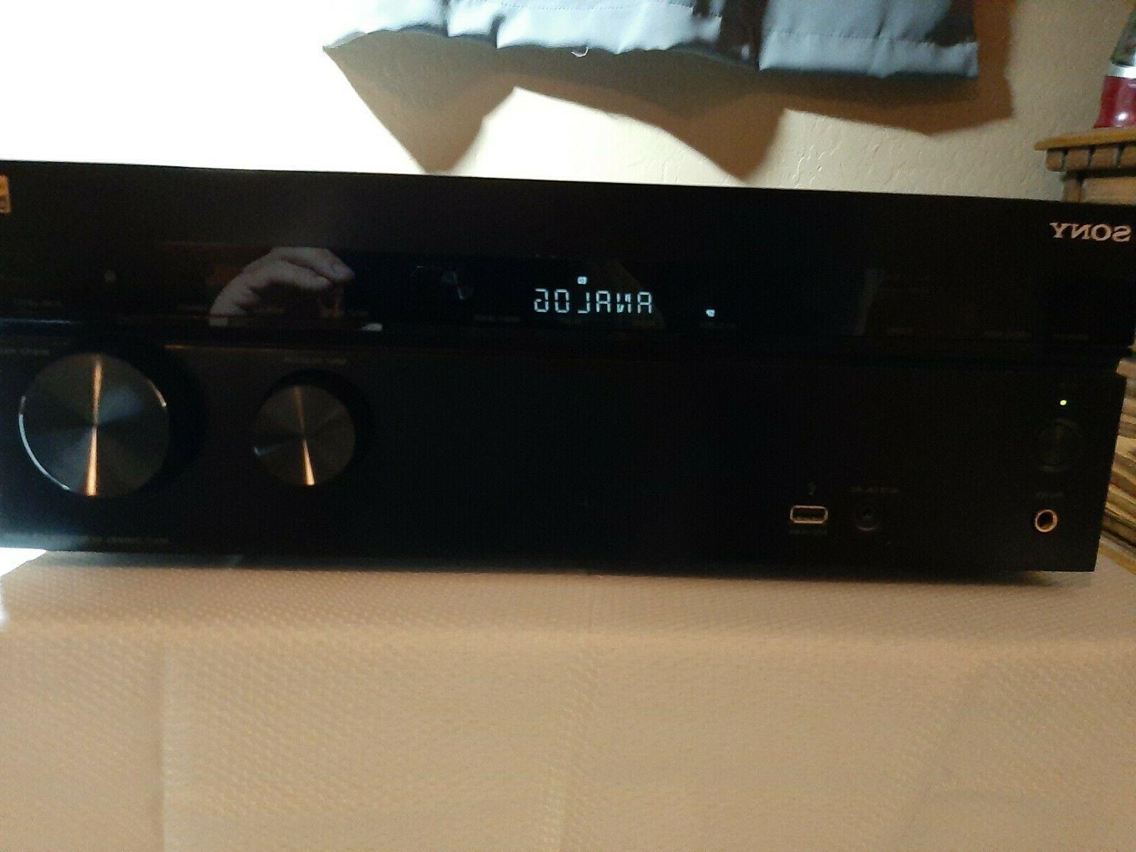 Sony STR-DH550 Channel 4K AV With Remote