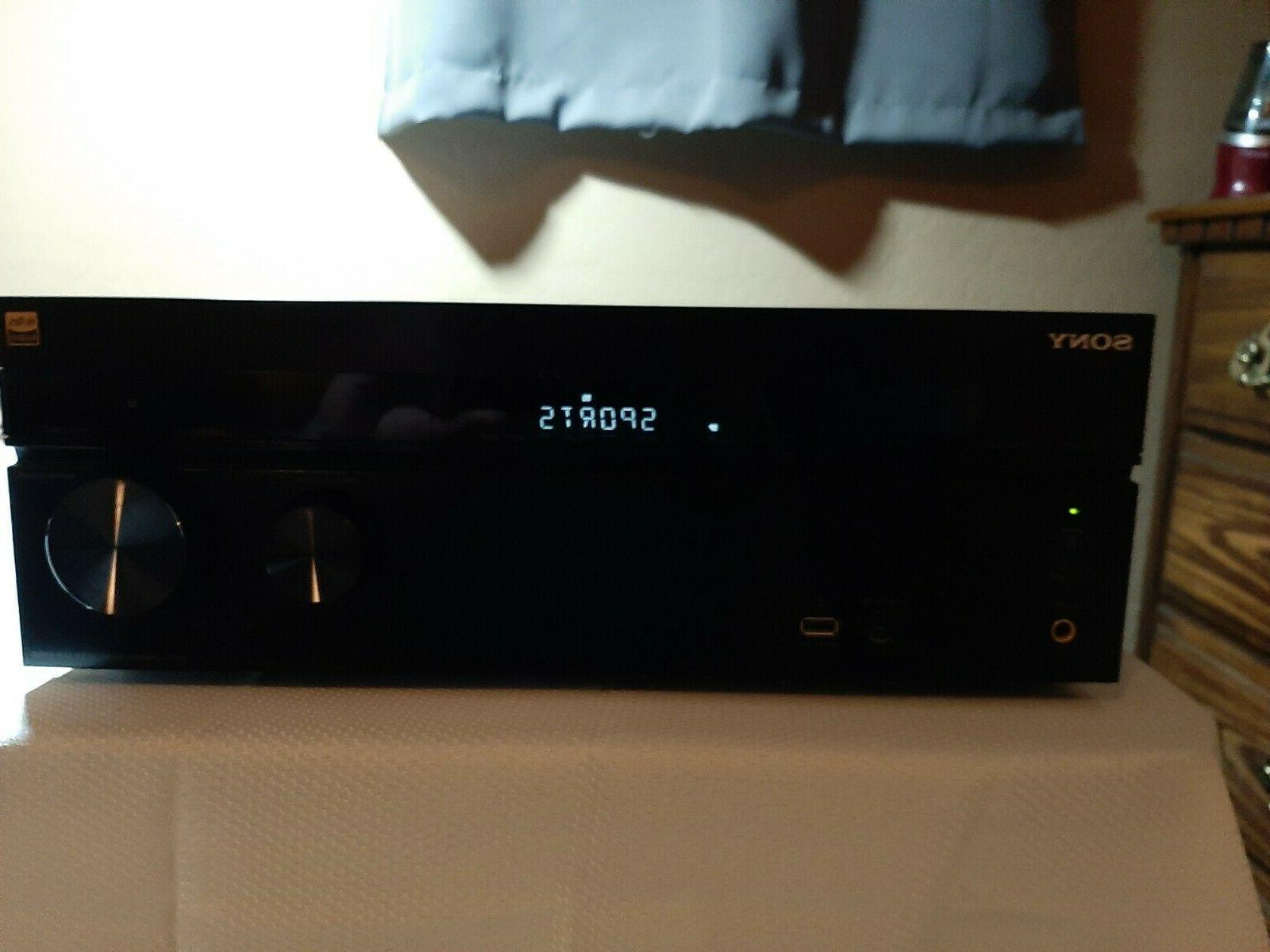 Sony 5.2 4K AV Receiver With