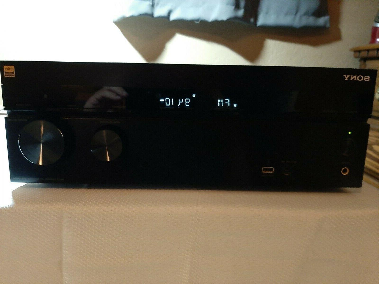 Sony 4K Receiver With