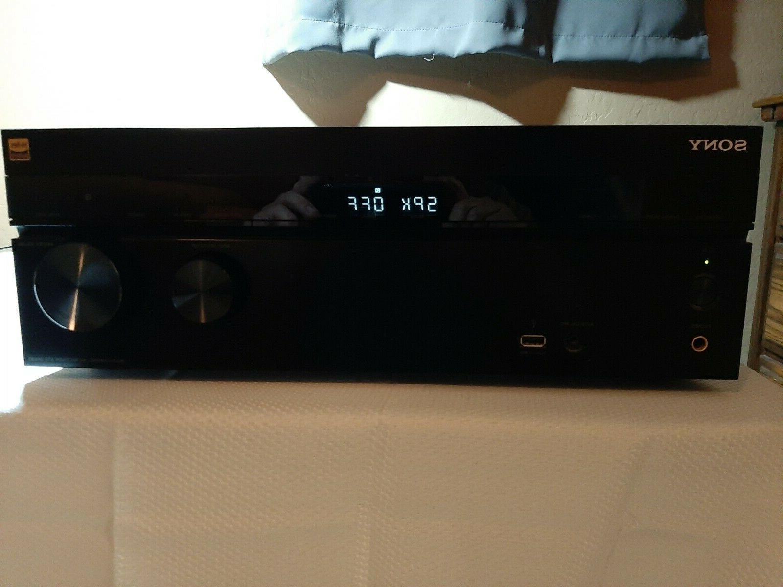 Sony STR-DH550 Channel 4K AV With