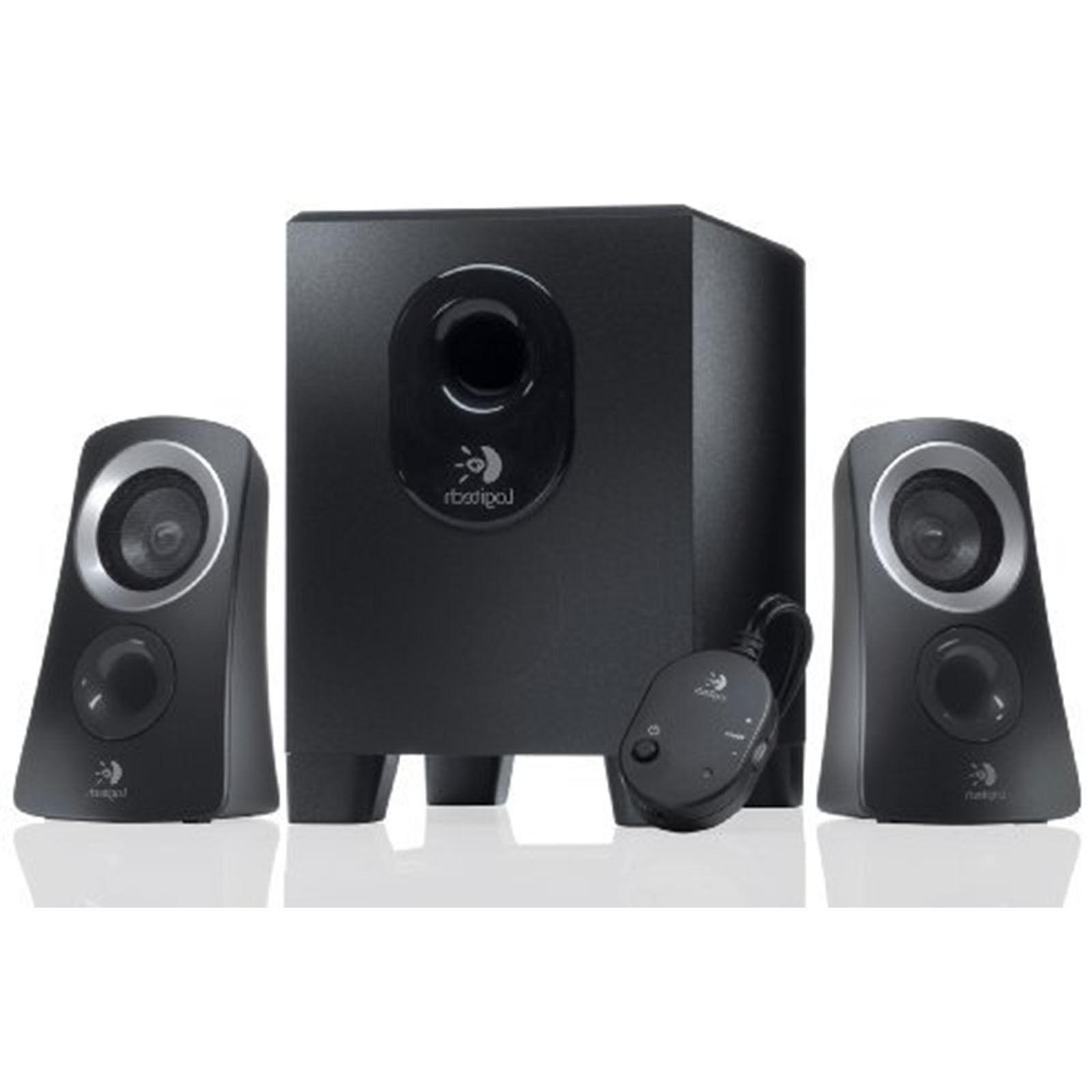 Subwoofer Speaker Audio Sound Gaming TV New