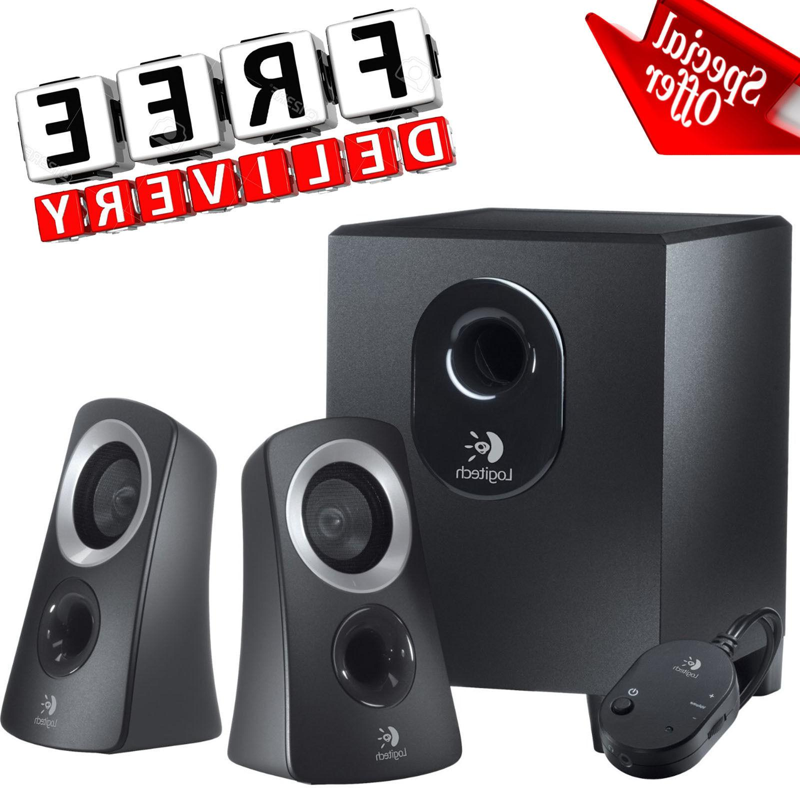 Subwoofer Speaker System Home Audio Stereo Bass Sound Gaming