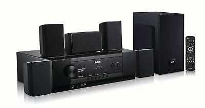 surround sound speakers receiver subwoofer bluetooth