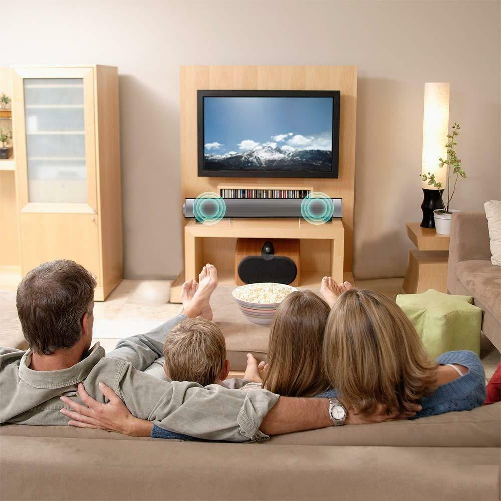 TV Home Theater Bluetooth Bar System Subwoofer