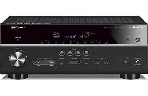Yamaha 7.2-Channel Bluetooth Sound Multimedia System