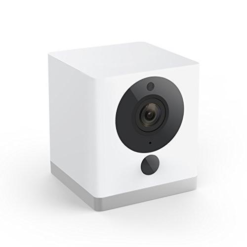 Wyze Cam Indoor Wireless Home Camera 2-Way Audio, with Alexa