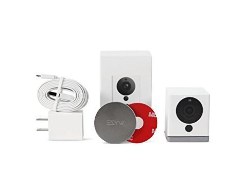 Wyze Cam 1080p Camera with 2-Way Alexa