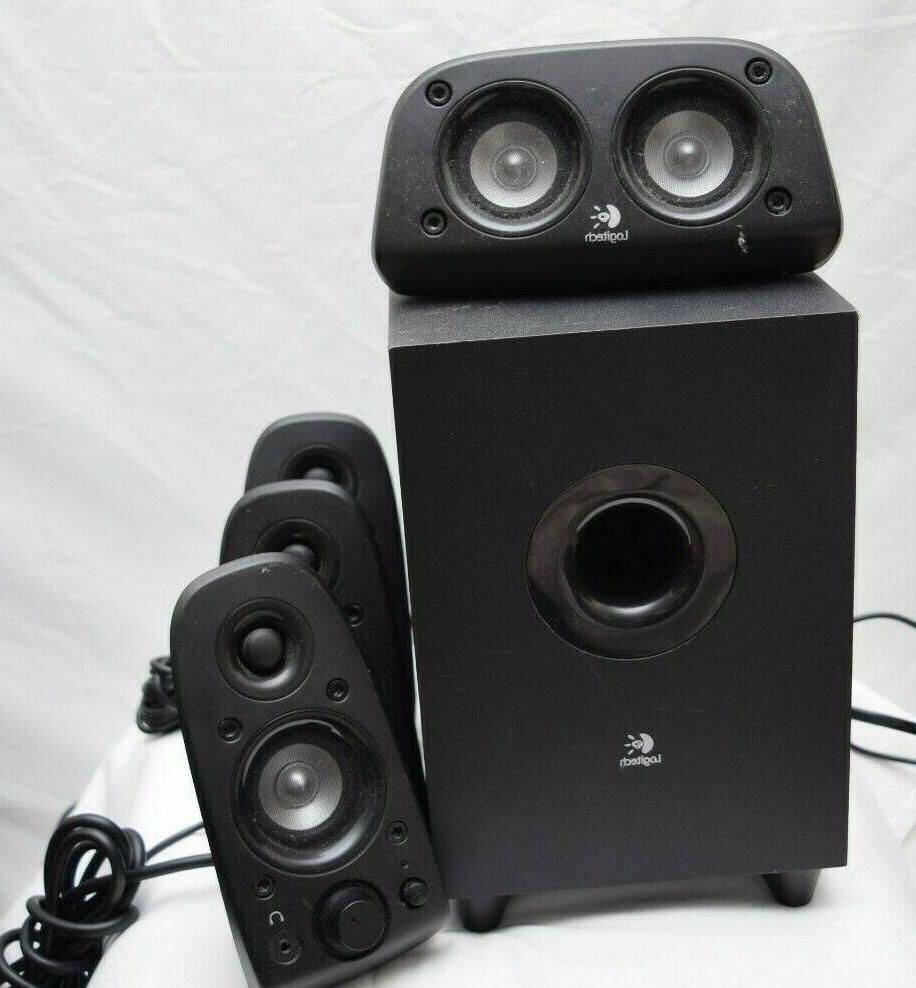 z506 5 1 surround sound speakers system
