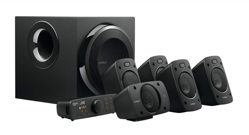 Z906 Speaker System - Dolby and DTS Certified