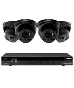 Lorex 8 channel NR9082X 4K home security system with 2 8MP 4