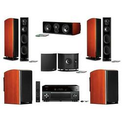 Polk Audio LSiM 707 Tower Speaker Home Theater System with Y