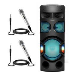 Sony MHC-V71 High Power Home Audio System with Bluetooth Kar