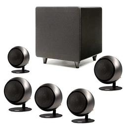 Orb Audio Mini 5.1 Home Theater Speaker System in Hand Polis