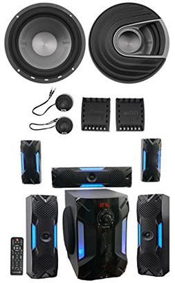 mm6502 6 5 component speakers