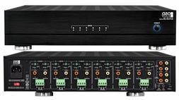 OSD Audio MX1260 12 Channel, Six Stereo Zones, 60 Watt Peak