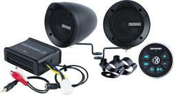 """Memphis MXABMB2BT 3"""" Bullet Style MXA Powersports Speaker Ki"""