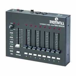 Leviton N3008-D 3000 Series 8 Channel DMX Controller