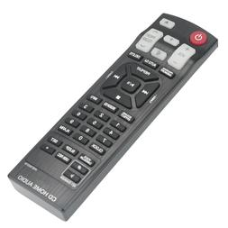 New AKB73655791 Remote Control fit for LG OM4560 Mini Hi-Fi