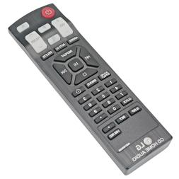 New Remote Control AKB74955356 for LG CD Home Audio System