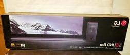 ! NEW SEALED LG SJ8 SJ8C 300W 4.1 ch High Resolution Audio S