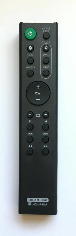New Sony Replacement Remote Control RMT-AM200U for Sony Home