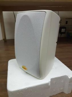 New White Color Polk Audio RM6751 Home Theater Single Satell