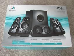 New Logitech Z506 Surround Sound Home Theater 5.1 Speaker Sy