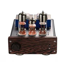 Nobsound Mini 20-Watt 6N6+6N2 Vacuum Tube Amplifier SEPP Cla