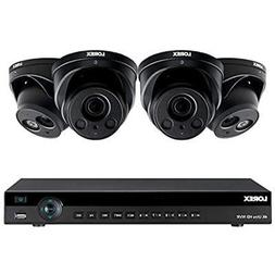 Lorex 8 Channel NR9082 4K Home Security System with 2 8MP 4K