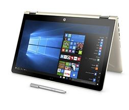 """New HP Pavilion Convertible 2-in-1 15.6"""" HD Touchscreen High"""