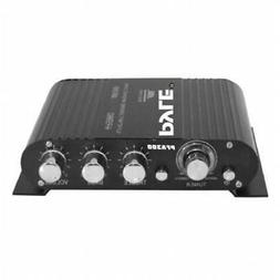 PYLE PFA300 90 Watts Class T Hi-Fi Stereo Amplifier with Ada
