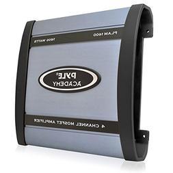 4 Channel Car Stereo Amplifier - 1600W Bridgeable High Power