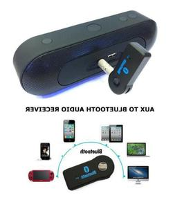 Portable Bluetooth 3.0 Adapter for Home/Car Audio Music Stre