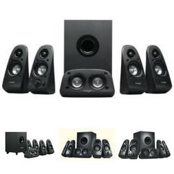Rich Surround Sound Home Theater Speaker System 150 Watts Ex
