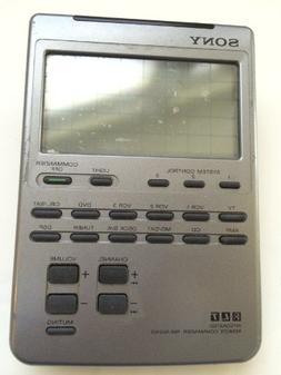 SONY RM-AV2100 LCD Universal Integrated Remote Commander