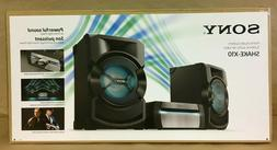 Sony SHAKEX10 High Power Home Audio System with Bluetooth *N