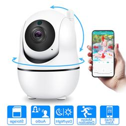 Smart IP Home Security System WiFi Wireless HD 1080p Video C