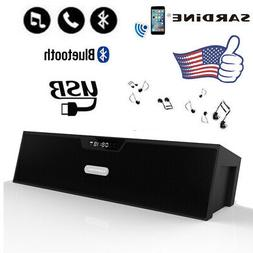Sound Bar System Wireless  Portable Speaker 3D Home Theater