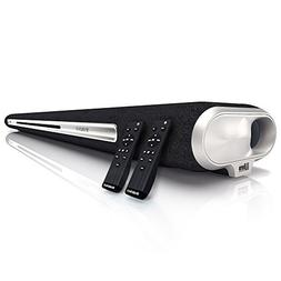 2.1 Sound bar, Sparkwav 35 Inch TV Soundbar 60W Wired and Wi