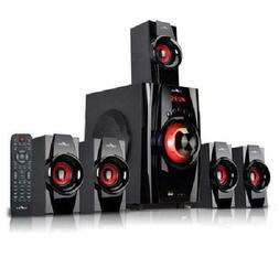 sound befree 5 1 surround bluetooth speaker