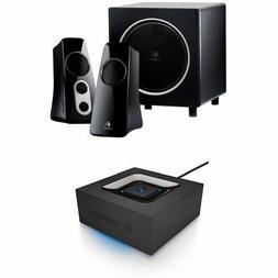 Logitech Speaker System Subwoofer With Bluetooth Audio Adapt