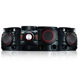 Stereo System Sound Quality Bluetooth Subwoofer Shelf LG Spe