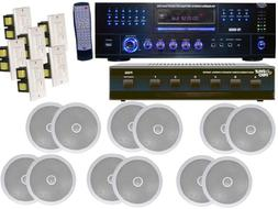 Pyle Super Audio Package for Home/Office/Schools/Public -- P